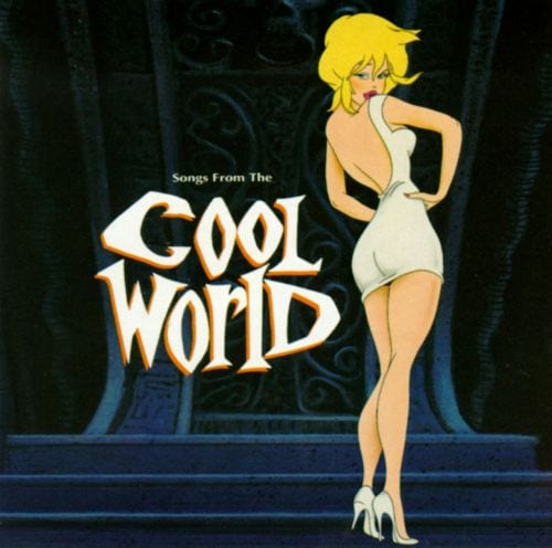 Cover to the Soundtrack for Cool World
