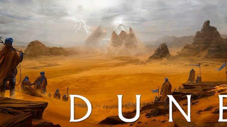 Dune movie 2020