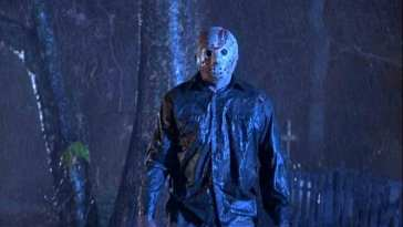 A still from Friday the 13th: A New Beginning