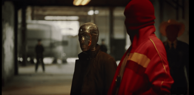 The masked heroes are stripped back but still otherworldly in HBO's Watchmen.