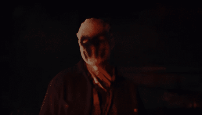 Rorschach has a new look...or a successor, in HBO's Watchmen.
