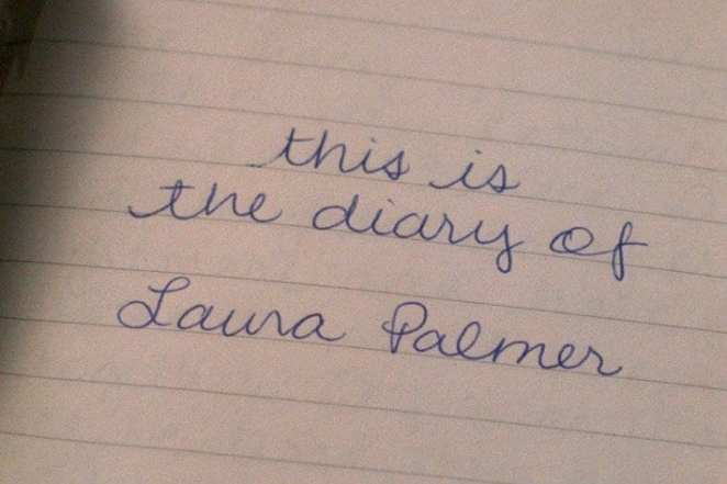 """""""The Secret Diary of Laura Palmer"""" starts out like any other teenager"""