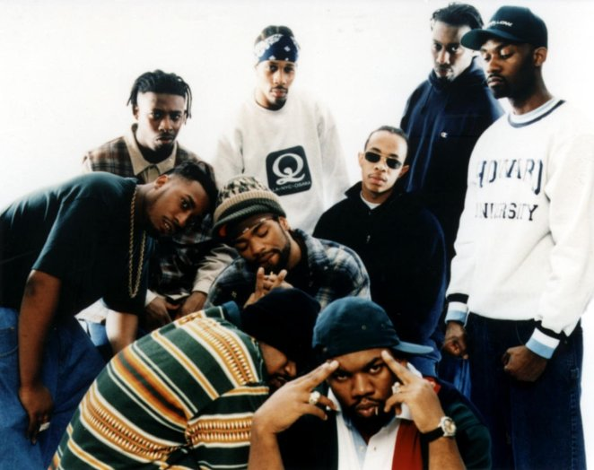 Wu-Tang Clan members