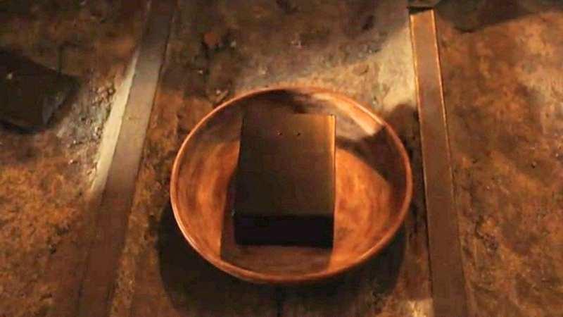 Black Box Transmitter in Argentina, Twin Peaks