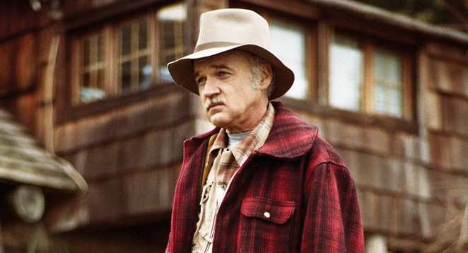 Jack Nance as Pete Martell in Twin Peaks