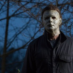 Mike Myers 'The Shape' in Halloween 2018