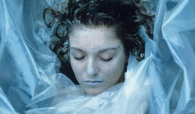 Laura Palmer from Twin Peaks pilot episode