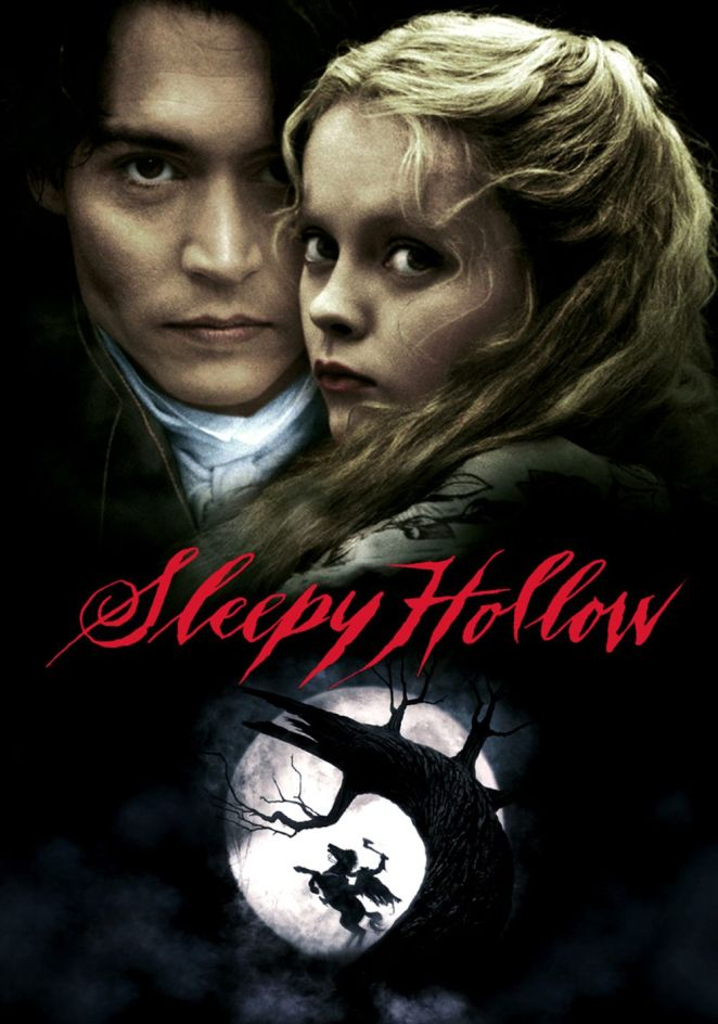 Johnny Depp and Christina Ricci star in Sleepy Hollow, coming to Shudder in February