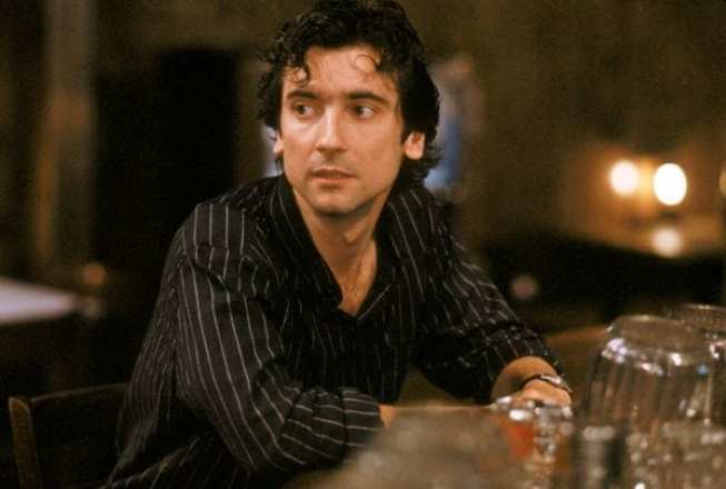 Griffin Dunne at a bar in After Hours