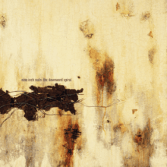 Nine Inch Nails The Downward Spiral album art