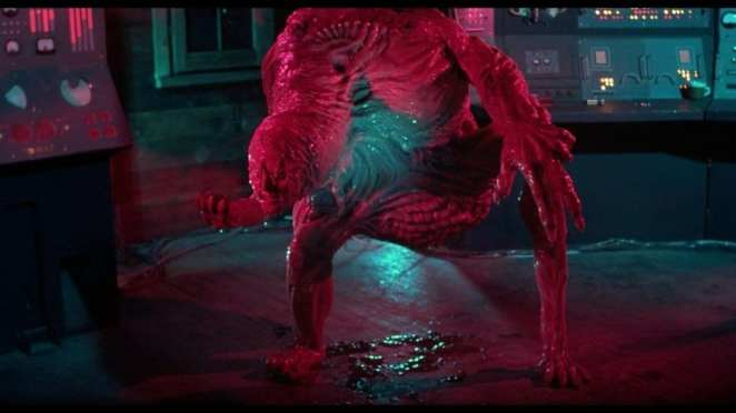 Still from Horror movie, From Beyond