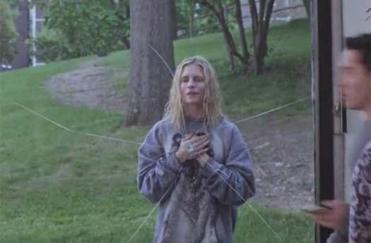 Prarie is fatally shot in the finale of the first season of The OA