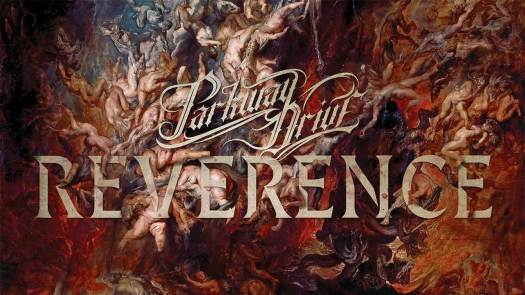 Album cover for Parkway Drive's Reverence