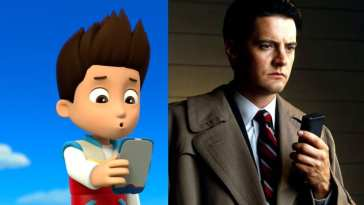 Ryder and Dale Cooper are cut from the same cloth.