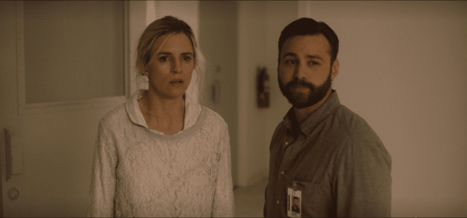 Prairie with a Dr. Homer Roberts who does not remember her in The OA