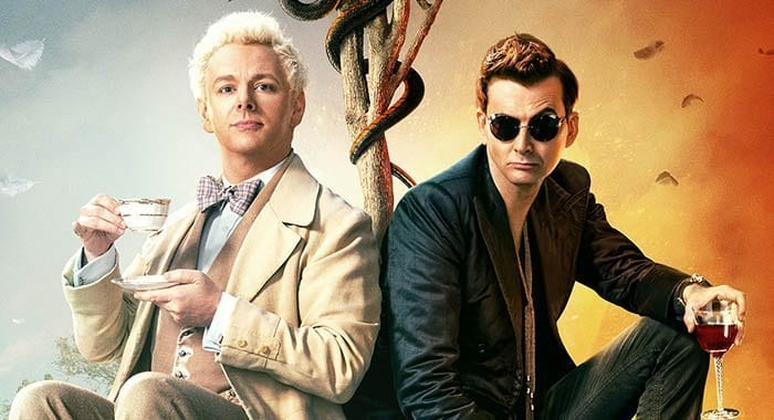 "The End is Nigh: ""Good Omens"" Drops First Full Trailer and Release Date"