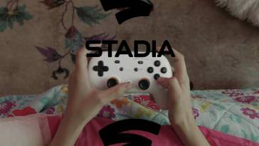 Google Stadia Games Console