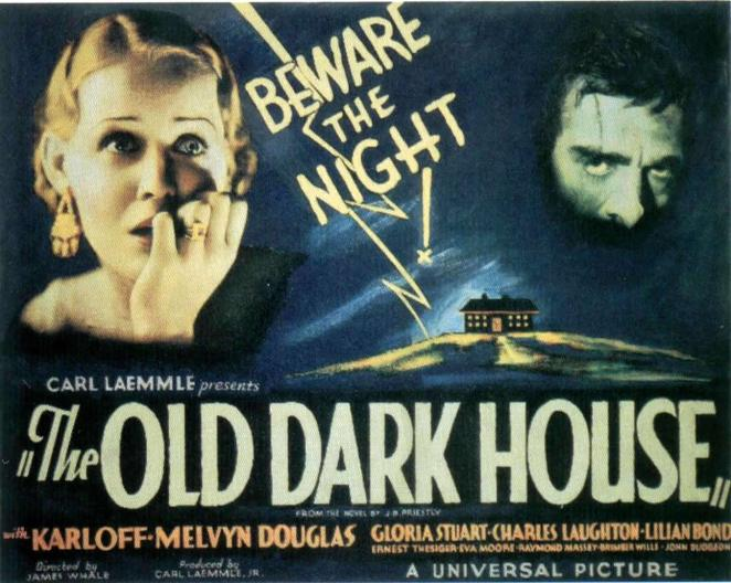 The Old Dark House, 1932