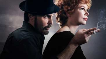Sam Rockwell and Michelle Williams in Fosse/Verdon