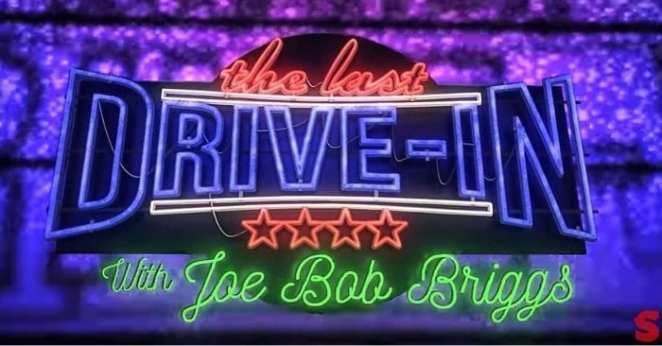 The Last Drive In logo