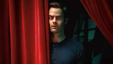 Bill Hader in HBO's Barry