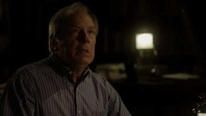 "Michael McKean as Chuck McGill in the Better Call Saul pilot episode ""Uno"""
