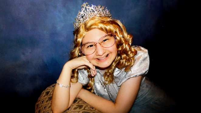 Gypsy Rose Blanchard in an image from the HBO documentary Mommy Dead and Dearest