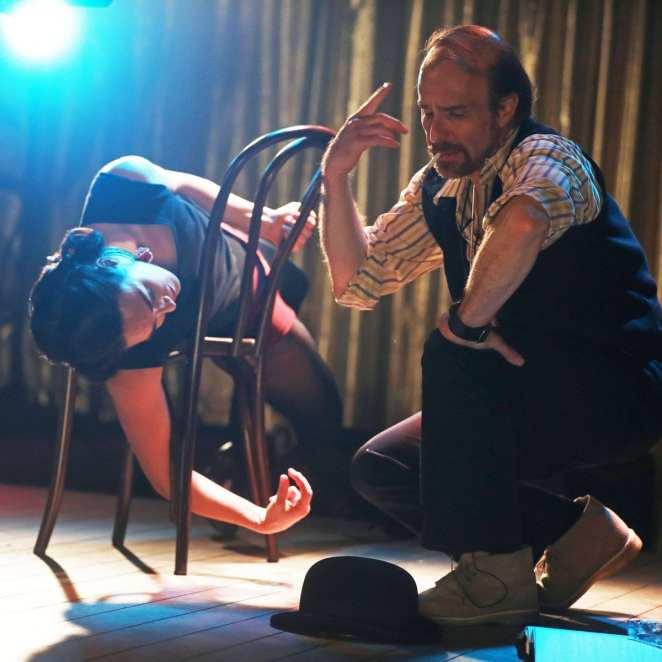 Sam Rockwell as Bob Fosse in Fosse/Verdon