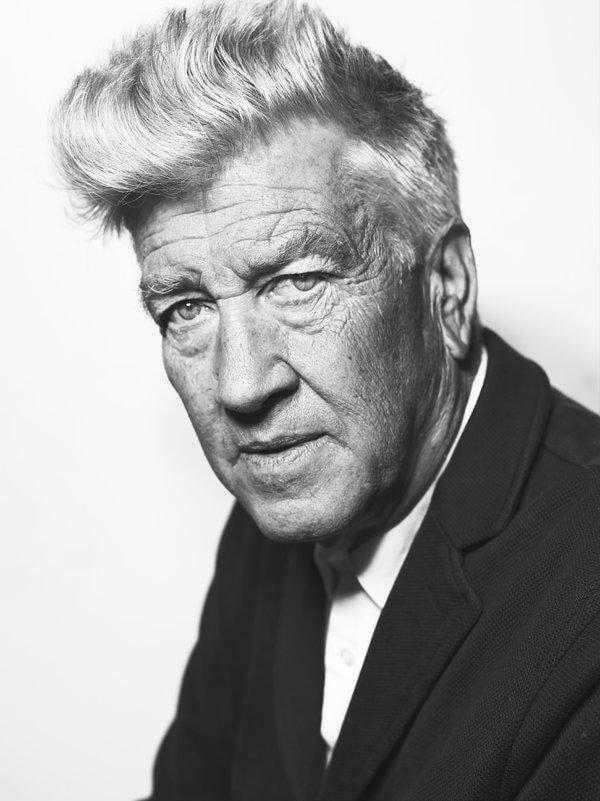 David Lynch portrait