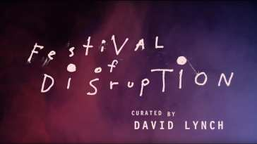 Festival of Distruption poster