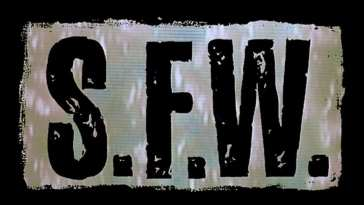 Credit screen logo for S.F.W.