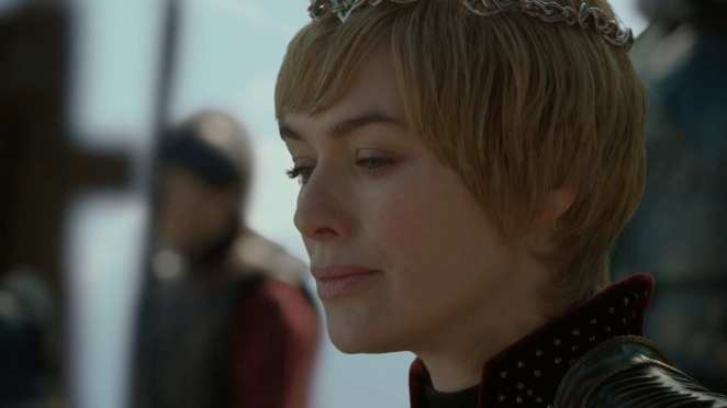 Cersei is smug after killing Missandei