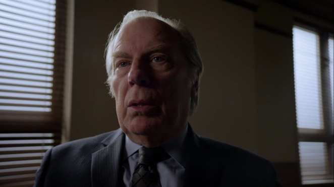 "Chuck McGill in Better Call Saul ""Chicanery"""