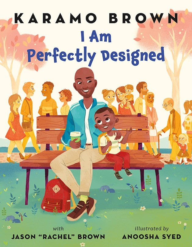 """Karamo Brown's """"I am Perfectly Designed"""" is set to be released in November 2019"""
