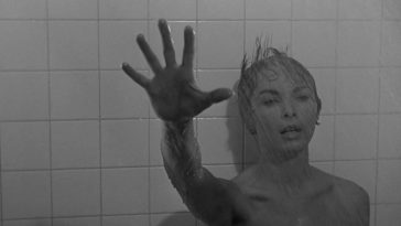 Janet Leigh in Psycho (Shower Scene)