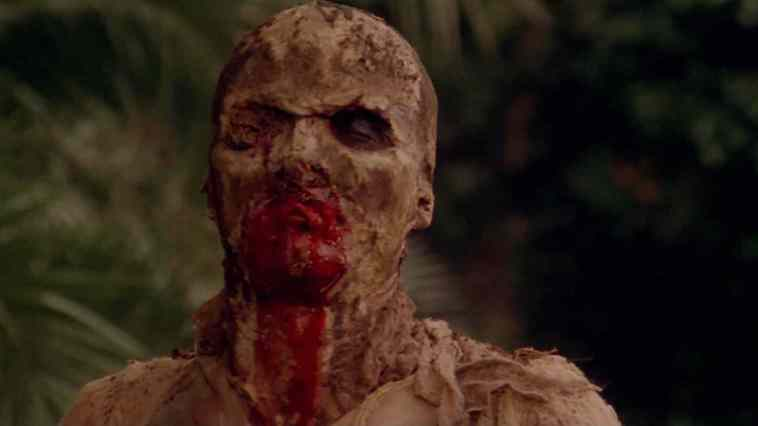 Lucio Fulci's zombies were much more visually disgusting than any before.