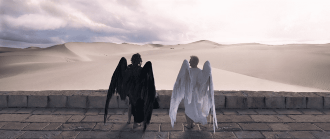 "Good Omens: ""In the Beginning"" There Were Babies and Chaos 