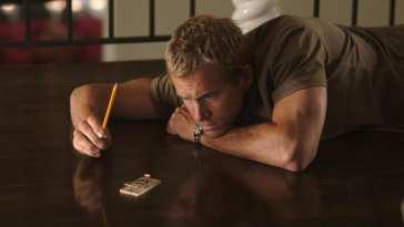 Ryan Reynolds ponders existence in The Nines