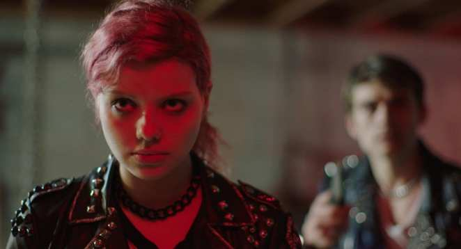 Meet the punks who must fight for their lives against a maniacal park ranger thirsty for blood.
