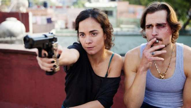 Teresa Mendoza (Alice Braga) does what she has to do to survive and thrive in Queen of the South.