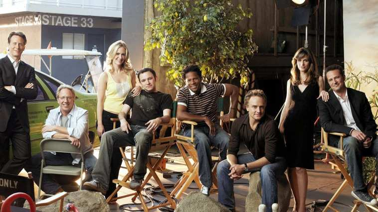 The cast of Studio 60 on the Sunset Strip