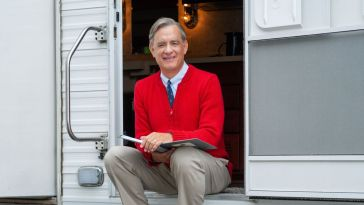 Tom Hanks as Fred Rogers