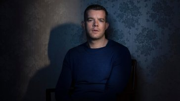 Russell Tovey as Daniel Lyons in the BBC and HBO show Years and Years