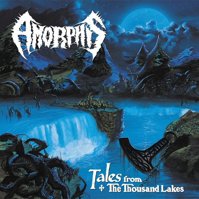 Amorphis Tales from The Thousand Lakes Album Cover