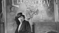 Freddie Jones as The Ringmaster in David Lynch's The Elephant Man