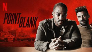 Prmo image for Netflix Original Point Blank.
