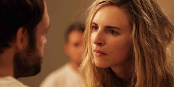 Brit Marling as Maggie in the sound of my voice