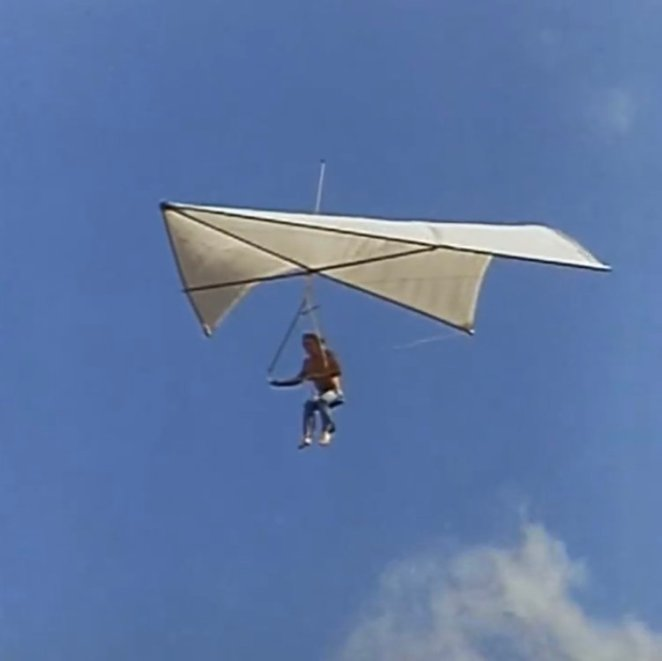 Screenshot from 1975 film Tommy