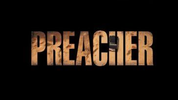 Preacher Season 4 Premiere Opening Logo