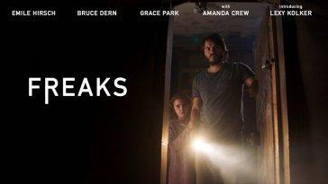 Poster for 2019's Freaks
